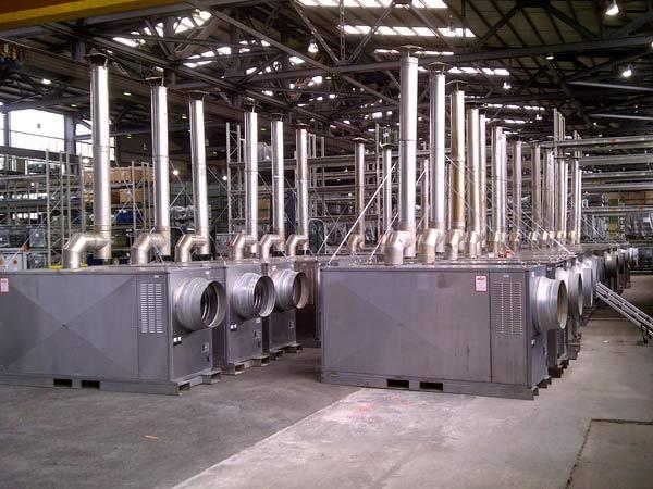 Riscaldamento-capannoni-industriali